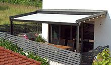 Tende za terase gartenhaus gebraucht for Siepe artificiale ikea